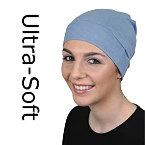 headscarf for women with hair loss very soft fabric