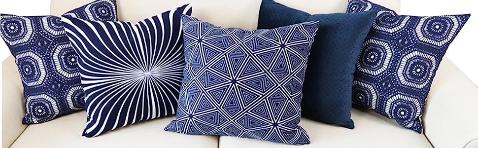 pillow shams 18x18