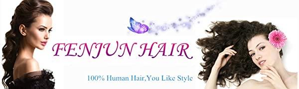 fenjun hair