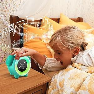 clock for kids girls boys