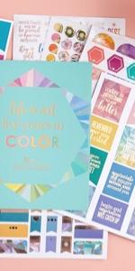 Stickers, Erin Condren, Decorate