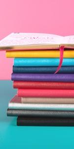 Softbound Notebooks, Erin Condren, Notebook