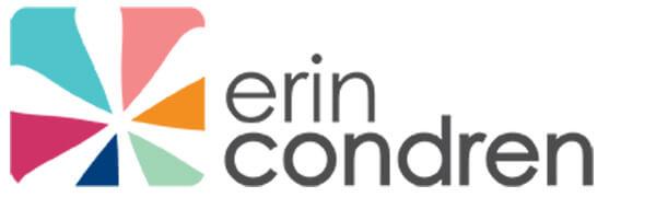 Erin Condren Logo, Erin Condren