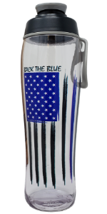 back the blue police fire firefighter job occupation hero hometown blue red flag line america forces