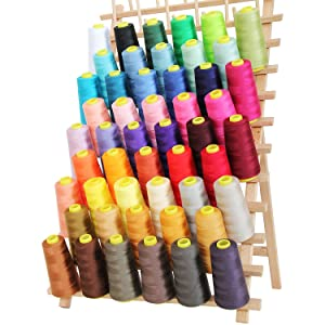 : Hand sewing thread can be used for all type of needle work including knitting, crochet and more