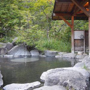 Japanese Onsen Photo