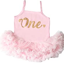 baby girl birthday outfit