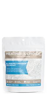 Blueberry Buckwheat