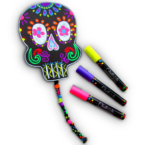 create DIY projects with chalkola chalk pens and markers