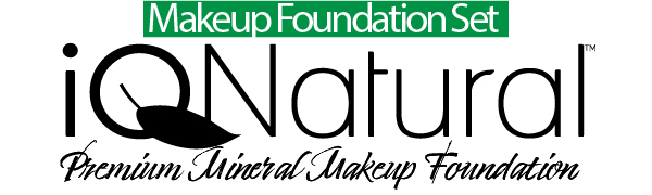 Premium Mineral Makeup Foundation