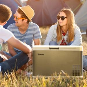 portable fridge for camping
