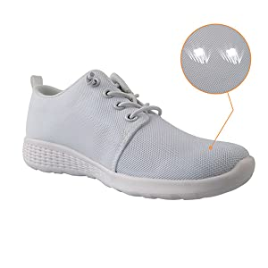 3D BREATHABLE SHOE SURFACE