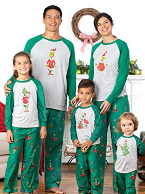 family grinch