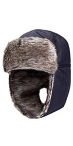Wantdo Men Trapper Hat