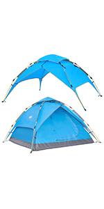 pop up tent for 3 person