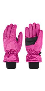 warm ski gloves