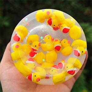 Animal bead slime