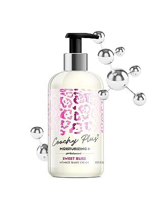 shaving shave bikini moisturizer cream hydrate intimate for woman women pubic pubes hair hairless