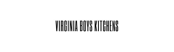 Virginia Boys Kitchens, a premier line of walnut cutting boards, serving trays, knives and wood care
