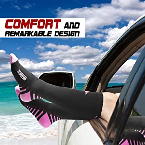 Newmark Compression Socks (By the Beach)