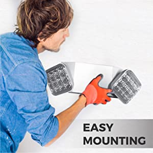 EASY MOUNTING