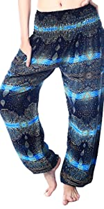 Teardrop Harem Pants