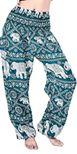 Elephant Harem Pants