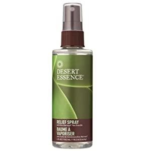 Eco Harvest Tea Tree Oil Organic Relief Spray