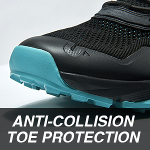 anti-collision toe