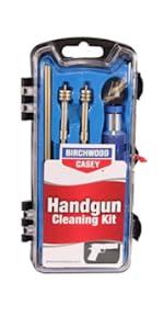 Portable Handgun Cleaning Kit