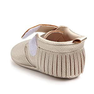 easy wear baby moccasins
