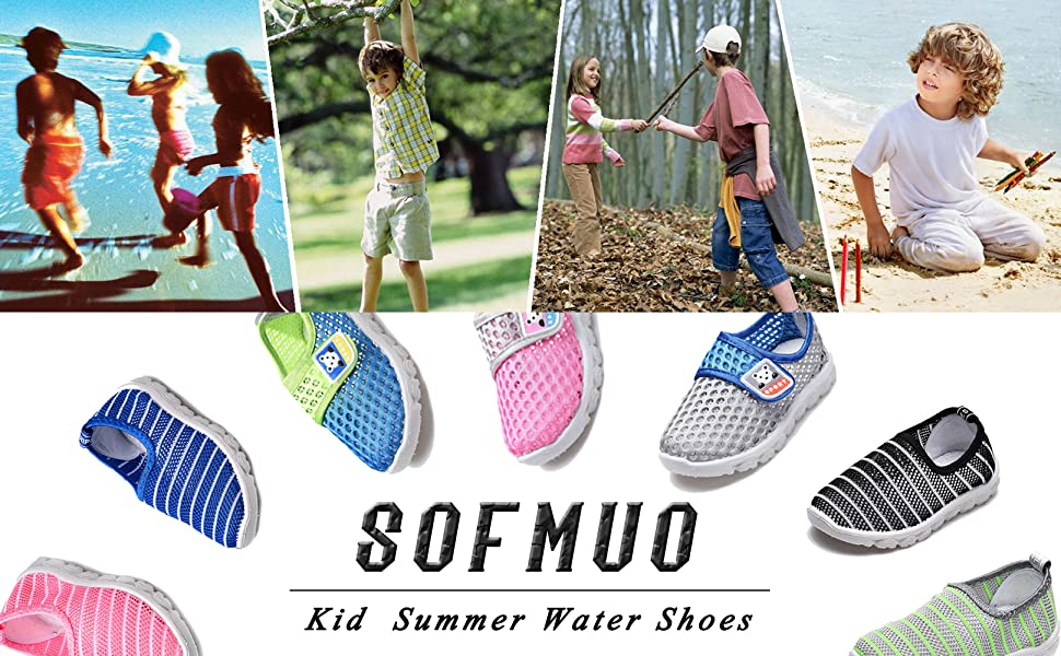 toddler kids summer water shoes