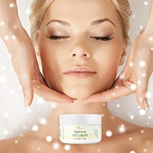 wrinkle cream, eye cream for dark circles and puffiness, wrinkle cream for women, anti aging, aloe