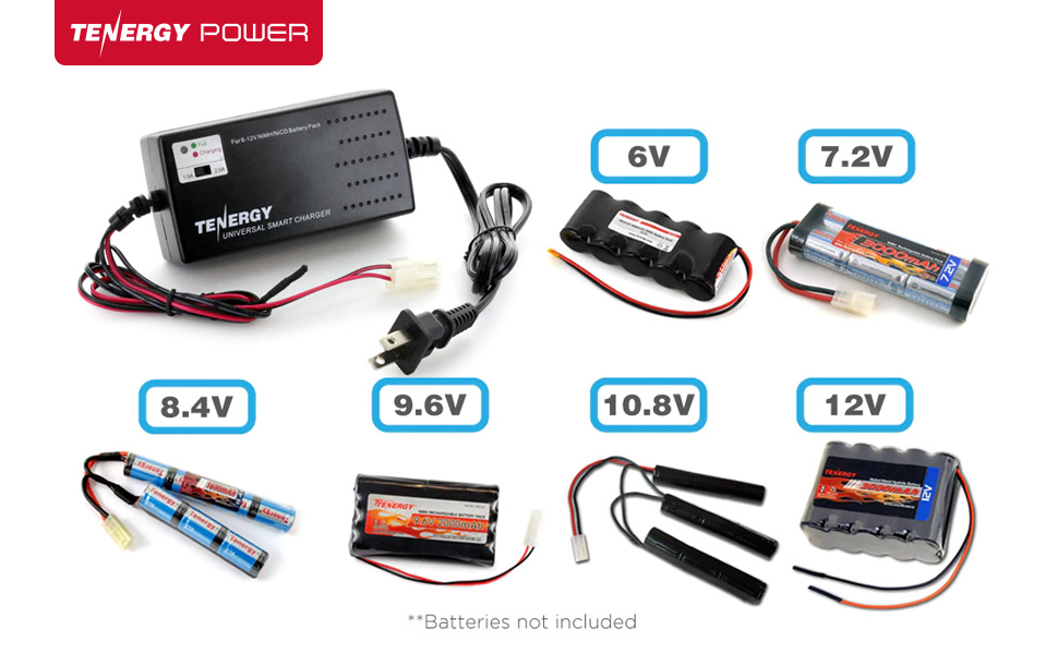 smart charger for airsoft battery