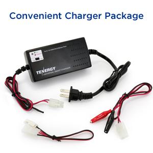 9.6V NiMH Battery Charger