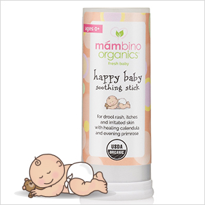 Newborns and up Dry and Chapped Lips, Winter Cheeks and Hands Drool Rash and Irritated skin