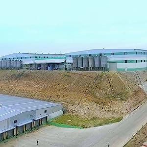 Lagoon Mexico Factory
