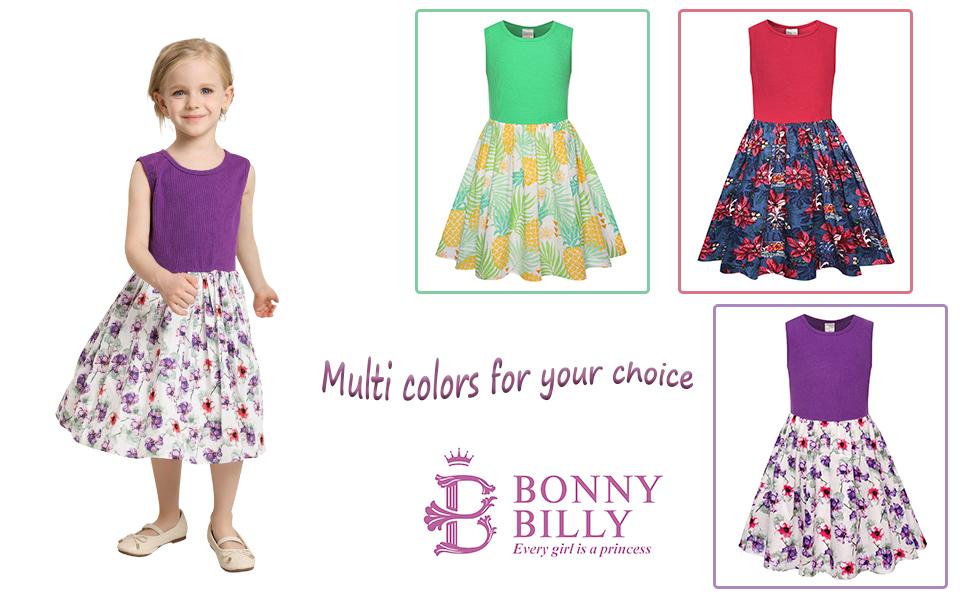 multi color casual dress