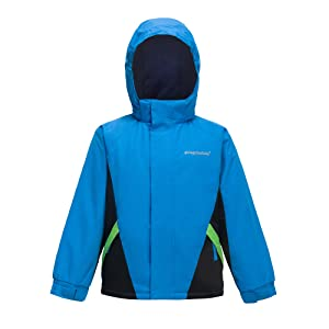 Boys Waterproof Ski Jacket