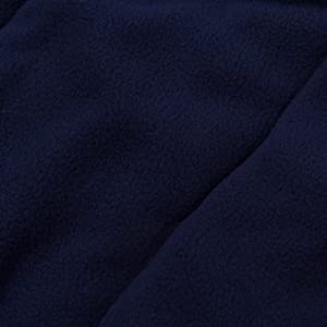 Micro polar fleece lined winter coat
