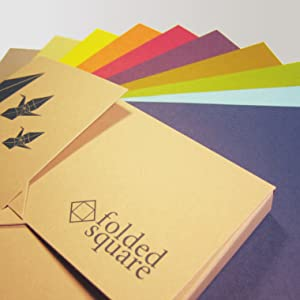 origami paper classic colour collection