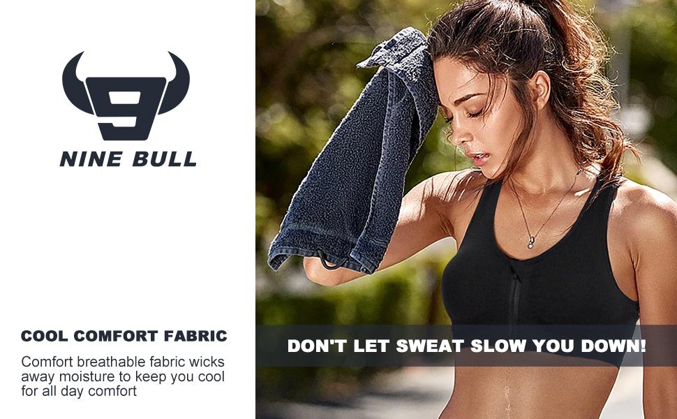 nine bull sport bra