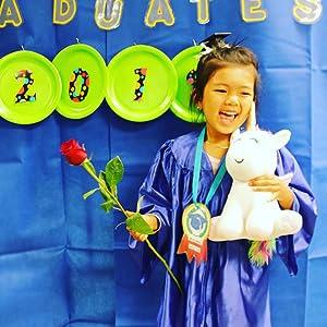 graduation stuffed animal