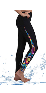 Surfing pants