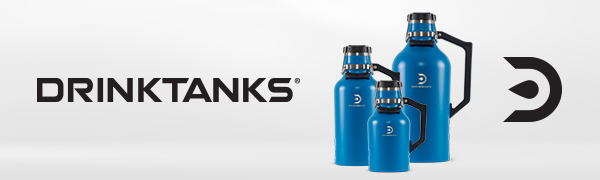 DrinkTanks beer growler