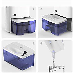 remove water tank