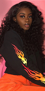 Loose Wave 13X4 Lace Front Wig