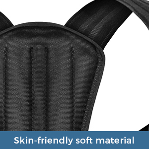 posture corrector back brace skin-friendly material