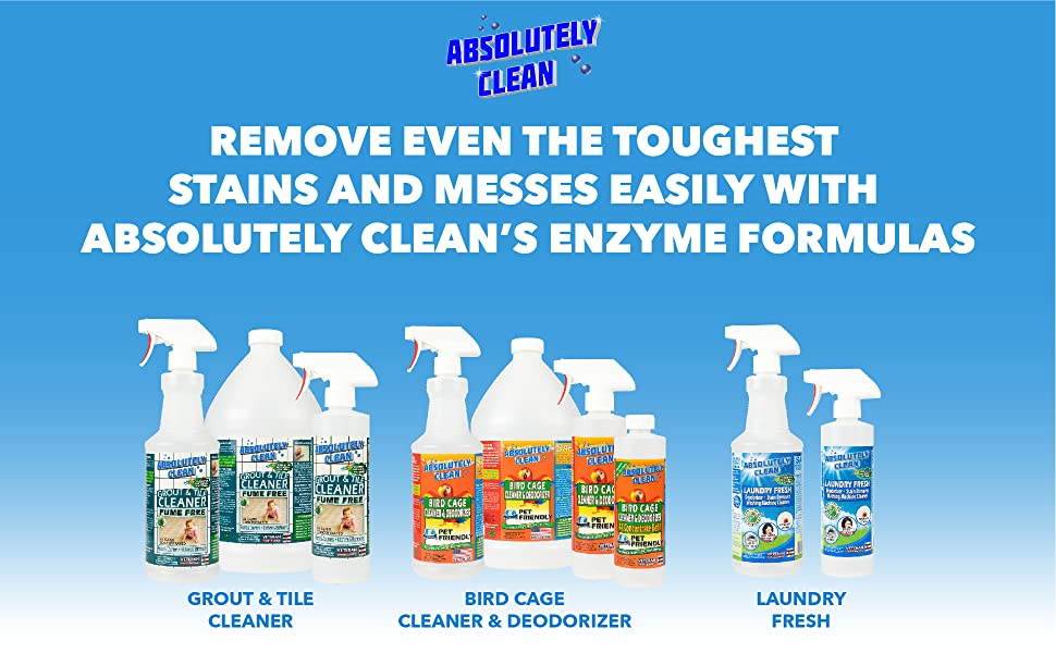 Choose from Several Enzyme-based Products