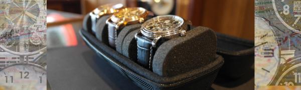 Triple Watch Roll CASEBUDi